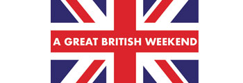 Logo Great British Weekend
